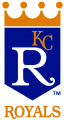 Kansas City Royals 1969-1978 Primary Logo decal sticker