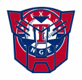 Autobots Texas Rangers logo iron on transfers