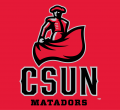 Cal State Northridge Matadors 2014-Pres Alternate Logo 05 iron on transfer