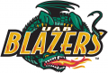 UAB Blazers 1996-2014 Alternate Logo 03 decal sticker