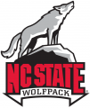 North Carolina State Wolfpack 2006-Pres Alternate Logo 05 decal sticker
