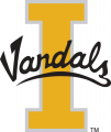 Idaho Vandals 1992-2003 Alternate Logo iron on transfer