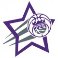 Sacramento Kings Basketball Goal Star decal sticker