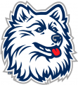 UConn Huskies 1996-2012 Primary Logo decal sticker