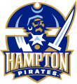 Hampton Pirates 2002-2006 Primary Logo iron on transfer