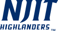 NJIT Highlanders2006-Pres Wordmark Logo 03 iron on transfer