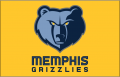 Memphis Grizzlies 2019-Pres Primary Dark Logo decal sticker