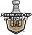 Vegas Golden Knights 2018 19 Event Logo iron on transfer