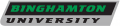 Binghamton Bearcats 2001-Pres Wordmark Logo 02 decal sticker