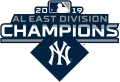 New York Yankees 2019 Champion Logo iron on transfer iron on transfer