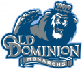 Old Dominion Monarchs 2003-Pres Alternate Logo 03 decal sticker
