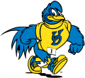 Delaware Blue Hens 1999-Pres Mascot Logo 13 decal sticker
