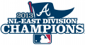 Atlanta Braves 2013 Champion Logo iron on transfer