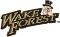 Wake Forest Demon Deacons 1993-2006 Primary Logo iron on transfer
