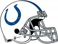 Indianapolis Colts 2004-Pres Helmet iron on transfer