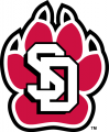 South Dakota Coyotes 2012-Pres Primary Logo iron on transfer