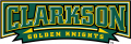 Clarkson Golden Knights 2004-Pres Wordmark Logo iron on transfer