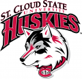 St. Cloud State Huskies 2000-2013 Secondary Logo decal sticker