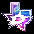 galaxy dallas stars iron on stickers