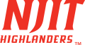 NJIT Highlanders2006-Pres Wordmark Logo 02 iron on transfer