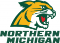 Northern Michigan Wildcats 2016-Pres Alternate Logo 02 iron on transfer
