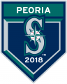 Seattle Mariners 2018 Event Logo decal sticker