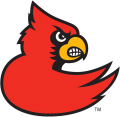 Louisville Cardinals 2007-2012 Alternate Logo 01 iron on transfer