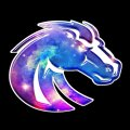 galaxy denver broncos iron on stickers