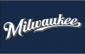 Milwaukee Brewers 2010-2015 Jersey Logo iron on transfer
