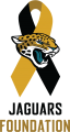 Jacksonville Jaguars 2013-Pres Charity Logo iron on transfer