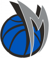 Dallas Mavericks 2001-2014 Alternate Logo decal sticker
