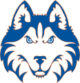 Houston Baptist Huskies 2004-Pres Partial Logo decal sticker