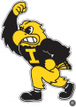 Iowa Hawkeyes 2002-Pres Mascot Logo iron on transfer