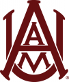 Alabama A&M Bulldogs 2000-Pres Primary Logo iron on transfer