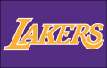 Los Angeles Lakers 2002-Pres Jersey Logo decal sticker