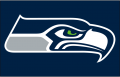Seattle Seahawks 2012-Pres Primary Dark Logo iron on transfer