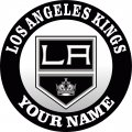 Los Angeles Kings iron on transfer