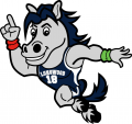 Longwood Lancers 2014-Pres Mascot Logo 06 decal sticker