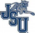 Jackson State Tigers 2006-2014 Alternate Logo decal sticker