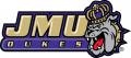 James Madison Dukes 2013-2016 Secondary Logo decal sticker