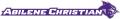 Abilene Christian Wildcats 2013-Pres Wordmark Logo 07 decal sticker
