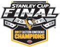 Pittsburgh Penguins 2016 17 Champion Logo decal sticker