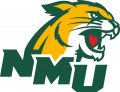 Northern Michigan Wildcats 2016-Pres Secondary Logo 02 iron on transfer