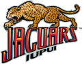 IUPUI Jaguars 2008-Pres Alternate Logo decal sticker