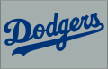 Los Angeles Dodgers 2014-Pres Jersey Logo decal sticker