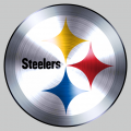 Pittsburgh Steelers Stainless steel logo iron on transfer