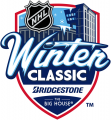 NHL Winter Classic 2012-1913 Unused decal sticker