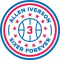 Philadelphia 76ers 2013-14 Misc Logo decal sticker