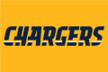 Los Angeles Chargers 2017-Pres Wordmark Logo decal sticker