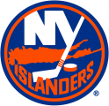 New York Islanders 2017 18-Pres Primary Logo iron on transfer